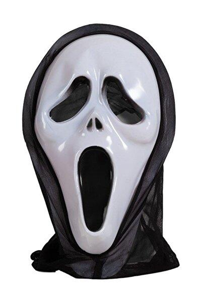 Bircan Oyuncak Çığlık Maskesi