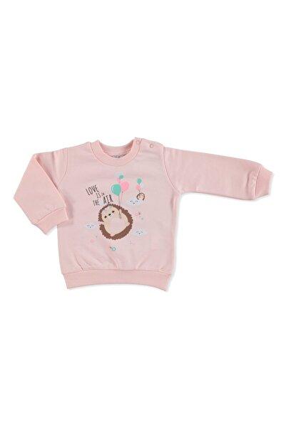 HelloBaby Bebek Basic Baskılı Sweatshirt