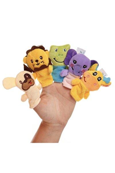 Sozzy Toys Parmak Peluş Serisi C