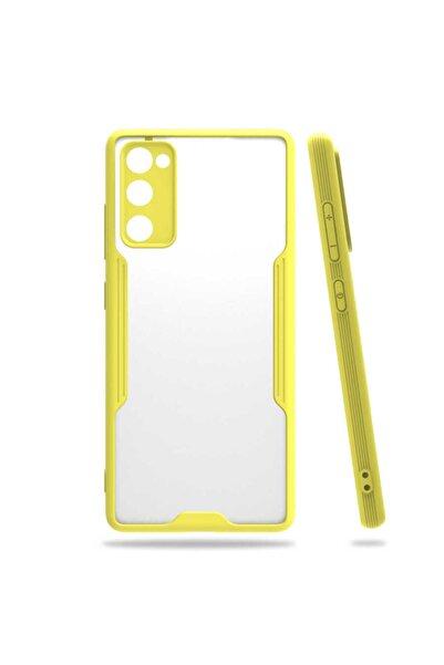 Samsung Galaxy S20 Fe Uyumlu Kılıf Pastel Renk Tasarımı Cool-perfect Yumuşak Ve Esnek