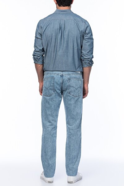 Levi's Erkek Mavi Jean L8 Slim 29923-0001