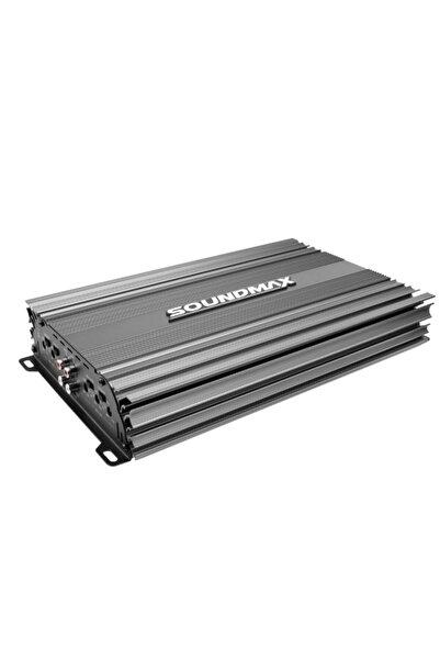 Soundmax Sx-2000.4ab 3000 Watt 4 Kanal Amplifikatör Oto Anfi