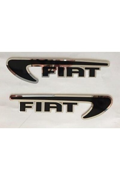 Universal Fiat Linea Uyumlu Krom Çamurluk Venti