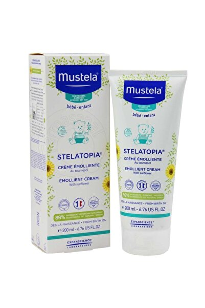 Mustela Stelatopia Emollient Cream (200 ml) Stelatopia® Emolyent Krem