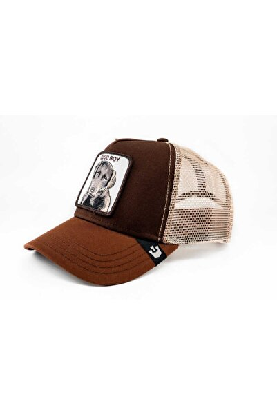 Goorin Bros Unisex Kahverengi Sweet Chocolate Şapka 101-0615