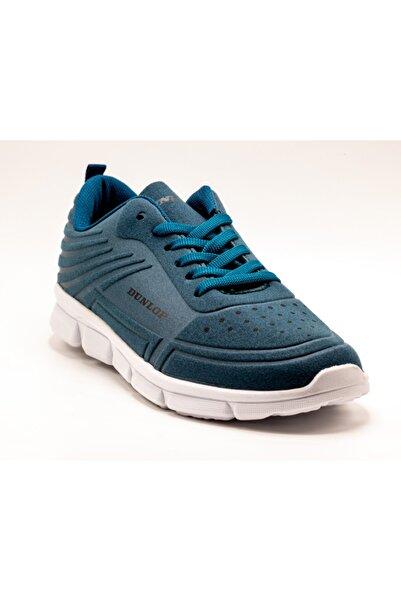 DUNLOP Unisex Mavi Hafif Spor Ayakkabı