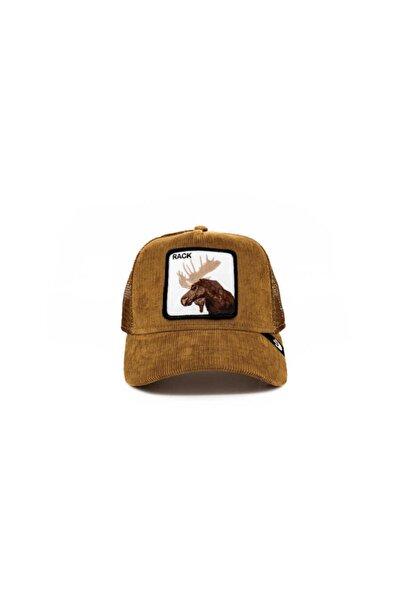 Goorin Bros 101-0613 Kahverengi Moose Head Standart