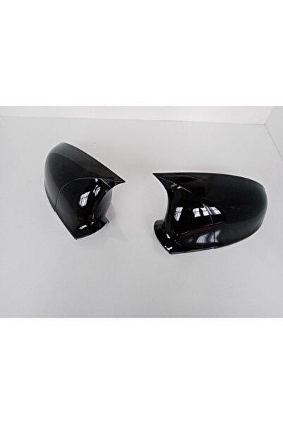 Dynamic Vw Jetta Mk5 Yarasa Ayna Kapağı Batman Ayna 05-10 Arası Parlak Si