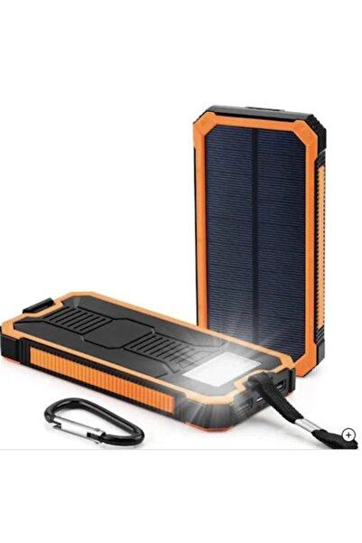 FERİS Güneş Enerjili Powerbank 20000 Mah Kapasiteli