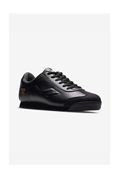 Lescon Erkek Siyah Winner Sneaker Ayakkabı