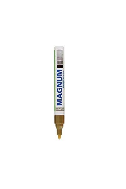 MAGNUM Altın Gold  Yağ Bazlı Markör Kalem Mgp10