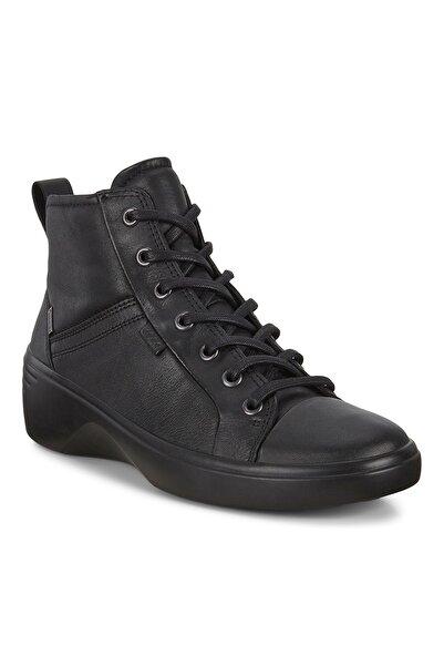 Ecco Soft 7 Wedge W Black/black
