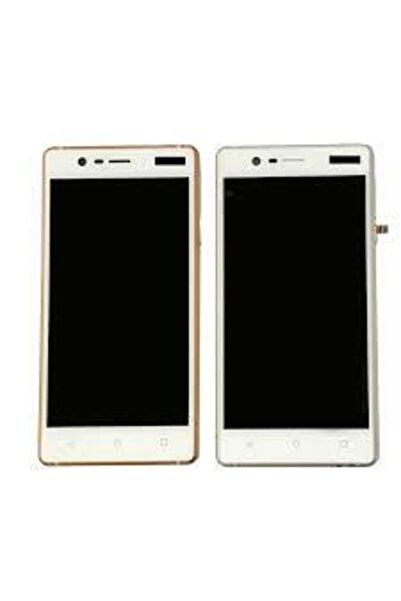 Nokia Nokıa 3 Orijinal Çerçeveli Ekran-lcd- Beyaz