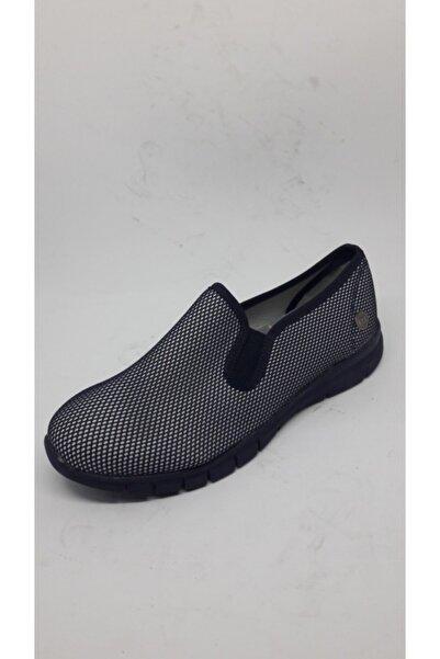 Mammamia Unisex Lacivert Yürüyüş Ayakkabısı