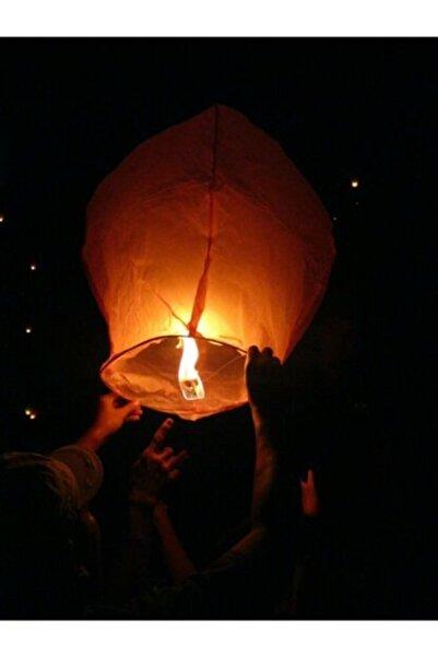 EREN 10 Adet Dilek Feneri Beyaz
