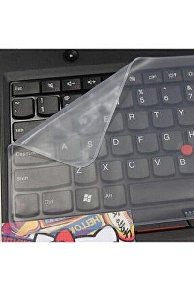 Laptop Klavye Silikon ,Su Geçirmez Kaymaz Koruyucu Film ( 31 cm Boy 13 cm En) 14,15,17 '' E Uyumluu