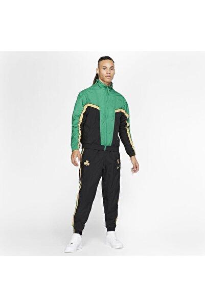 Nike Erkek Yeşil Street Style Eşofman Takımı Cd2642-010