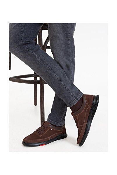 Pierre Cardin Erkek Kahverengi Oxford Ayakkabı S021SZ033.CS1.62102-SK20