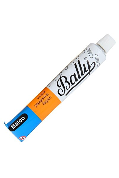 Bally Çok Amaçlı Tüp Yapıştırıcı Deri Kösele Lastik Kumaş Kağıt Tahta Cam 50 Gr