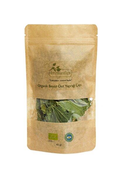 Immunflex Organik Beyaz Dut Yaprağı Çayı 40 Gr
