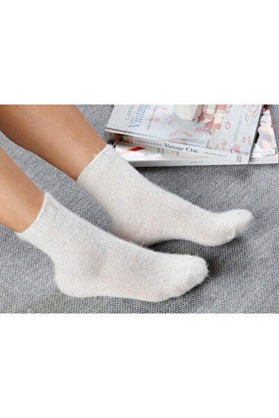 English Home Elegance Çorap Açık Krem