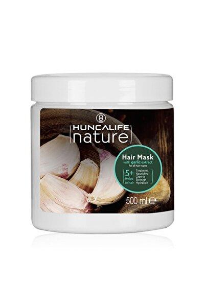 Huncalife Nature Sarımsaklı Saç Bakım Maskesi 500 ml 27232