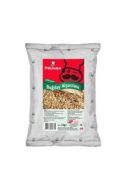 Pakmaya Buğday Nişastası (1 Kg)