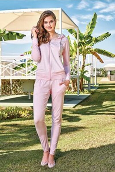 Berrak Kadın Pembe Pijama