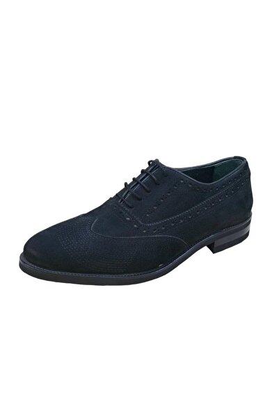 TETRİ 25 Erkek Çift Yüz Nubuk Klasik Ayakkabı