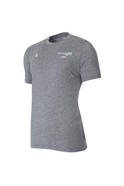 Türk Telekom Erkek Antrasit Türk Telekom Basketbol Spor T-Shirt