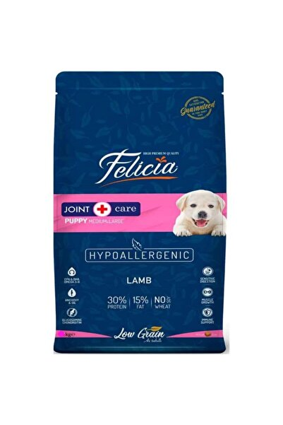 Felicia Yavru Köpek Maması Kuzulu M/l Az Tahıllı 3 kg