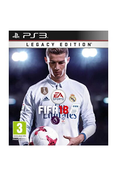 Electronic Arts Ps3 Fifa 18 Legacy Edition