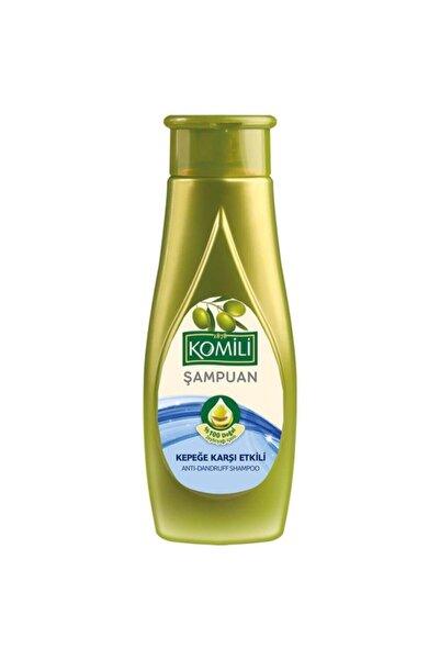 Komili Şampuan Yeni Zeytinyağlı Kepekli Saçlar 500 Ml