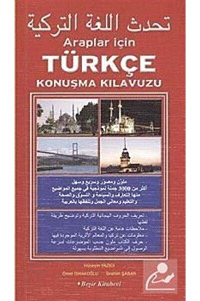 Beşir Kitabevi Araplar Için Türkçe Konuşma Kılavuzu
