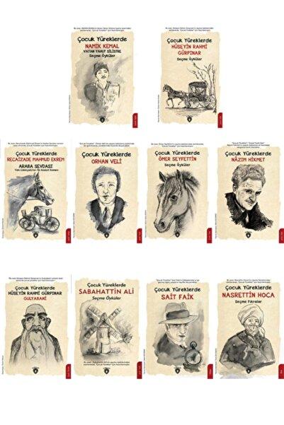 Dorlion Yayınları Çocuk Yüreklerde Türk Klasikleri Seti 10 Kitap
