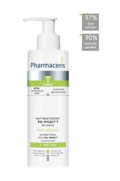 Pharmaceris Puri Sebogel Antibacterial Face Gel-wash 200 Ml Antibakteriyel Yüz Yıkama Jeli