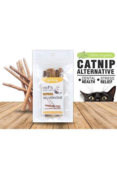 Bioline Catnipli Doğal Kedi Diş Bakım Çubukları 5 Adet