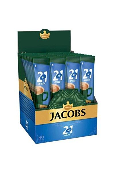 Jacobs Kahve 2 Si 1 Arada 40*14 G