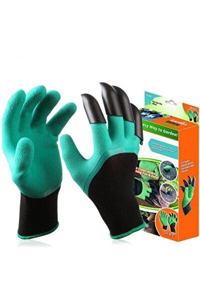 Pi İthalat Garden Genie Gloves Toprak Kazma Bahçe Eldiveni