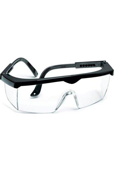 Viola Valente Şeffaf Camlı Koruyucu Gözlük (laboratuvar Gözlüğü)