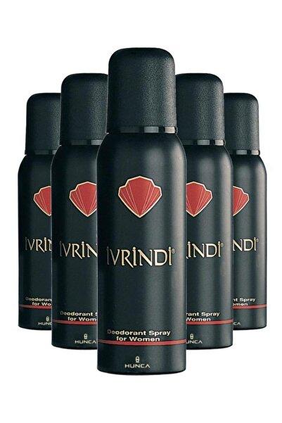 Ivrindi Klasik Kadın Deodorant 150 Ml X5