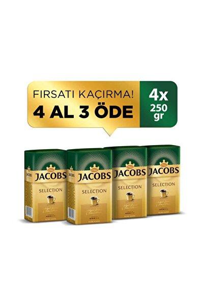 Jacobs Selection Filtre Kahve 250 gr 4 Al 3 Öde