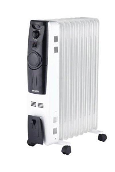 Vestel R 9000 2000 W 9 Dilim Yağlı Radyatör