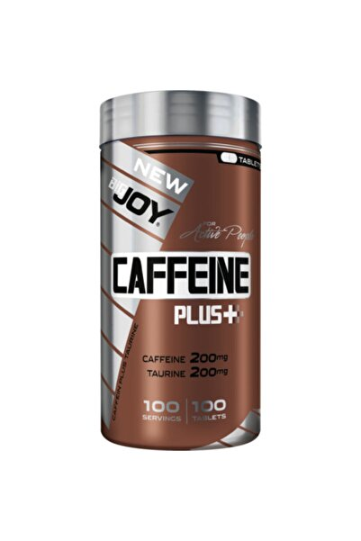Big Joy Caffeine Plus 100 Kapsül