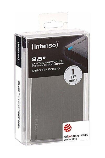 Intenso Int6028660 2,5'' 1 Tb Usb 3.0 Taşınabilir Harici Harddisk Antrasit