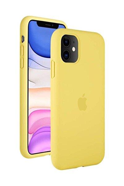 cepsesuar Iphone 11 Kılıf Lansman Altı Kapalı Iç Kısım Kadife Uyumlu