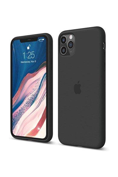 cepsesuar Apple Iphone 11 Pro Max Kılıf Lansman Altı Kapalı Iç Kısım Kadife