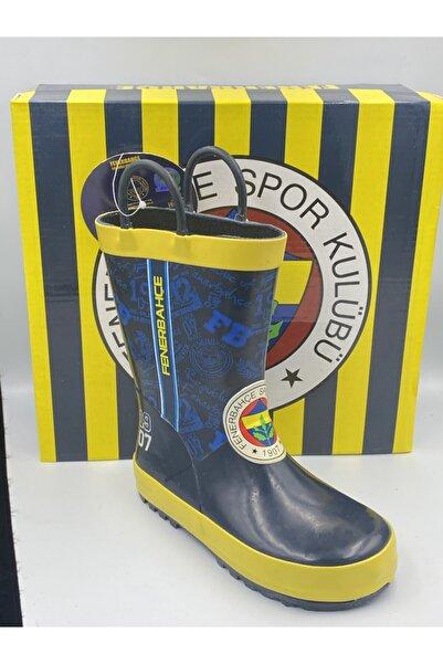 Gigi Lisanslı Fenerbahçe Çocuk Yağmuz Çizmesi