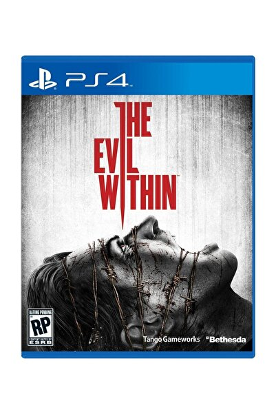 BETHESDA The Evil Within Ps4 Oyun