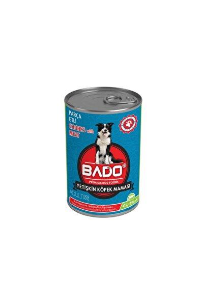 Bado Yetişkin Yaş Köpek Maması Etli 415 Gr